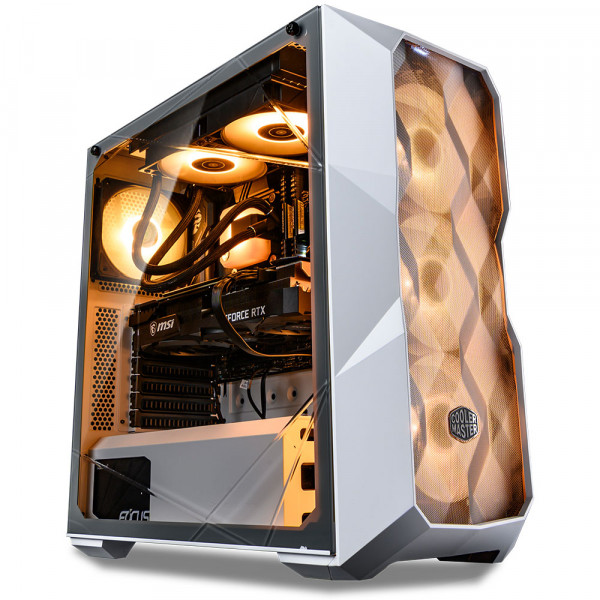 MLOONG i5 11400F/RTX3060 Gaming PC Desktop Computer new