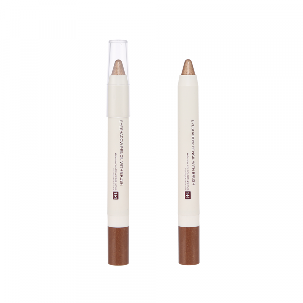 1+1 Eyeshadow Pencil with Brush (03 Bron...
