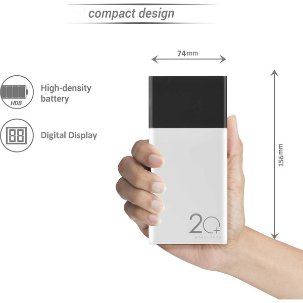Morui ML20B power bank